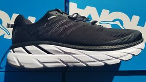 New Hoka Clifton 6  WIDE 1102876  Running Shoes For Men's