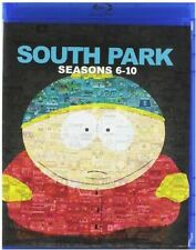 South Park: Seasons 6-10 [New Blu-ray] Boxed Set, Full Frame, Subtitle