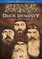 Duck Dynasty Seasons 1-3 Collectors Set (Blu-ray Disc, 2013, 6-Disc Set)