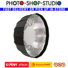 Jinbei Beauty Dish 105cm Quick Open Black / Silver ( Umbrella, Bowens Mount )