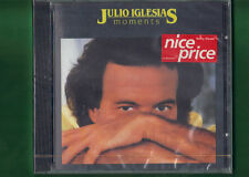 JULIO IGLESIAS - MOMENTS CD NUOVO SIGILLATO