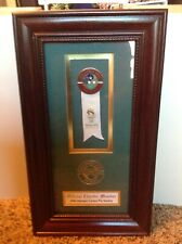 1996 Olympic Games Pin Society Charter Member Pin With Frame