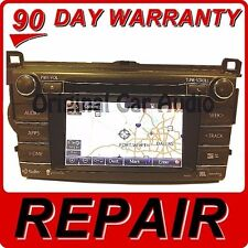 REPAIR YOUR 2014 2015 Toyota Rav4 JBL HD Radio CD Navigation