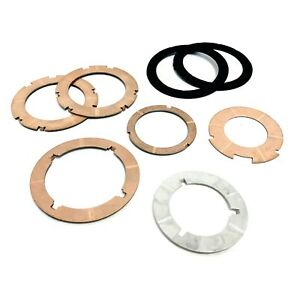 C-6 C6 Transmission Thrust Washer Kit 1968 and Up fits Ford Lincoln 8 pieces