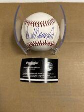 New ListingDonald Trump Signed/Autographed Baseball with Coa