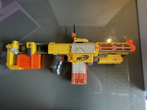 Nerf Recon Cs-6 Elite Strike With Extra Mag And Darts