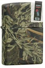 Zippo 24072 realtree advantage max Lighter + FLINT PACK