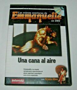 Emmanuelle: Una cana al aire - Joyas del cine erótico - Interviú DVD como nuevo