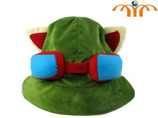 Gorro Teemo League of Legends LOL hat SHIPS WORLDWIDE