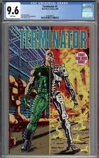 Terminator #1 CGC 9.6 NM+ WHITE PAGES