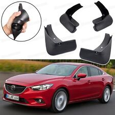 Car Mud Flaps Splash Guard Fender Mudguard for Mazda 6 Sedan 2013-2017 14 15 16