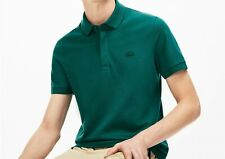 Lacoste Mens Paris Polo Shirt BNWT size XL (6) Green Regular Fit PH5522