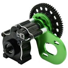 Hot Racing SCP38ST05 Axial SCX10 Heavy Duty Locked Transmission (Short Output)