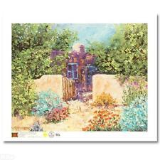 "Wanda Kippenbrock ""Adobe Hideaway"" Giclee Canvas w/cert 151/250"