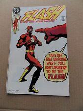 Flash 34 . DC  1990  -     VF