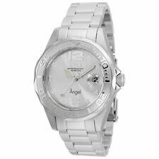 Invicta Women's Watch Angel Silver Tone Dial Stainless Steel Bracelet 36052