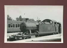 Devon KINGSBRIDGE RAILWAY Station loco #5557 1955 photo