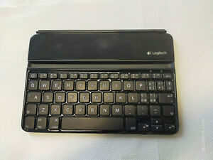 logitech ultrathin keyboard mini usata tastiera bluetooth, ipad, android