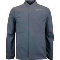 Nike Jacket Gray Men HyperAdapt Waterproof Athletic Sz XL NEW NWT 130