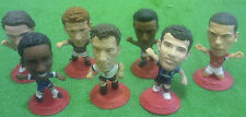 Microstars - Corinthians - 7 Figures - Red Base - Exc Condition