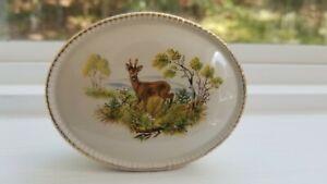 Szeiler ceramic posy Buck Vase, Made In England