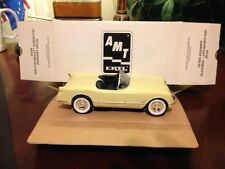 AMT-ERTL 1955 Chevrolet Corvette - Harvest Gold