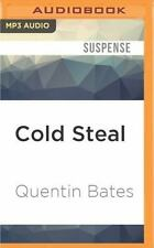 A Gunnhilder Mystery: Cold Steal 4 by Quentin Bates (2016, MP3 CD, Unabridged)