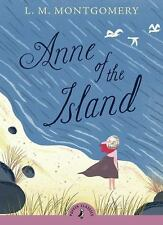 Anne of the Island (Puffin Classics)-ExLibrary