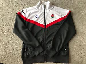 Large Nike England Rugby Jacket