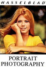 1973 HASSELBLAD PORTRAIT PHOTOGRAPHY GUIDE BROCHURE -HASSELBLAD PORTRAITURE