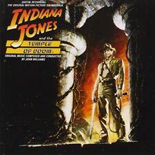 ohn Williams - Indiana Jones and the Temple of Doom [CD]