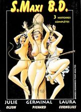 BD adultes  3 histoires complètes : Julie, Germinal, Laura
