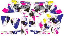 Graffiti GRAPHICS for Yamaha YZ 250f YZ250f 2000 2001 2002 Stickers decals