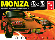 AMT 1977 Chevrolet Monza 2+2 Custom (Original Art Series) Model Kit 1/25