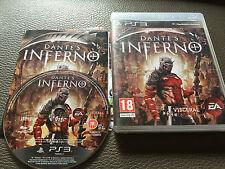 PS3 : dante's inferno