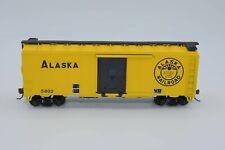 Athearn HO Scale Alaska Box Car #5802, Boxed