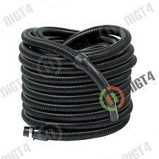 NEW !!  Central Vac Vacuum 50' foot Crush-Proof Non-Electric Black Hose