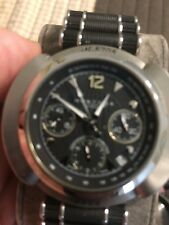 Men's MONTEGA GENEVE Stainless Steel Chrono Automatic limited edition