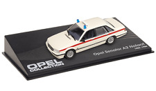 OPEL Senator A2 ambulance - VOITURE MINIATURE COLLECTION - IXO 1/43 CAR AUTO-102