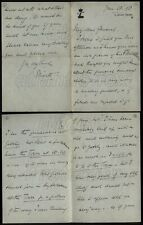 More details for 1898 london, 4th earl of minto to general sir martin dillon, re sir f middleton