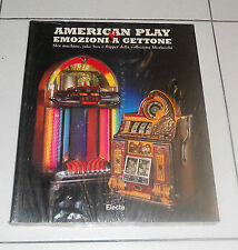 AMERICAN PLAY & EMOZIONI A GETTONE Slot machine Juke box flipper MORLACCHI