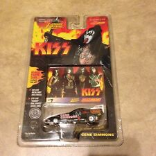 KISS Gene Simmons #7 Johnny Lightning Diecast Limited Edition 1/64 NEW sealed