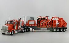 1/50 Jereh Trailer Mounted Coiled Tubing Unit Truck Diecast model Rare !