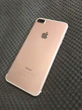 128gb iPhone 7  Plus Rose Gold