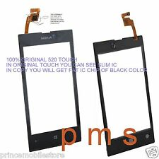 original without frame nokia lumia 520 touch Glass Screen Digitizer