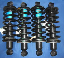 JAGUAR REAR SPRINGS & BOGE SHOCK ABSORBERS X 4  XJS PRE FACELIFT CAC9091 C39692