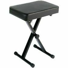 Yamaha PKBB1 Adjustable Padded Keyboard Bench, Black