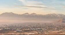 United States Army Camp Qargha Kabul Afghanistan Officer Academy 12x6 Inch Photo