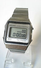 Seiko A914 - 5A39 vintage digital watch LCD