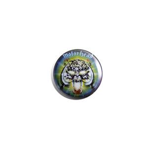 Motorhead Overkill 38mm pin badge button